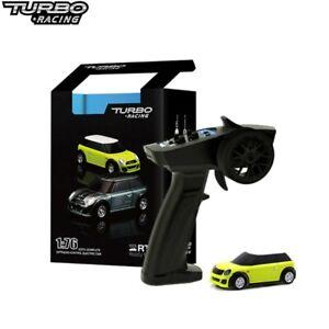 Turbo Racing  Mini Car1:76 RC Electric Race RTR Car Full Proportional Wholesale
