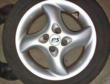 4 Orginale Ford RS(Borbet) Felgen  6J16H2 4x108 für  Ford Mondeo Mk2