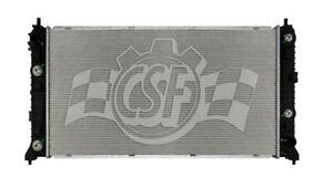 CSF Radiator For 19-20 Chevy Silverado 1500 GMC Sierra 1500 4.3L V6 262ci 3901