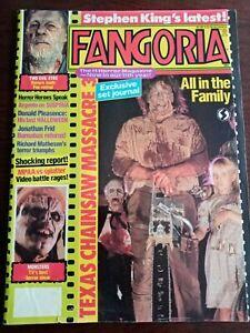 Fangoria Magazine # 89 (1990)