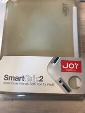 The Joy Factory SmartFit2 Smart Cover for iPad 2, iPad 3, Clear