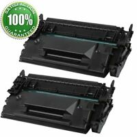 2PK CF226A Ink Toner Cartridges for HP 26A LaserJet Pro M402dn M426fdw MFP Black
