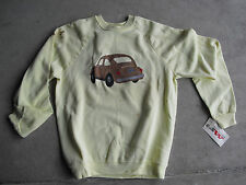 Vintage 1980s Dairy Queen Signed LE Art Sweatshirt Volkswagen 17/36 Size L NWT