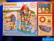 Sylvanian Families 5246 Inselspielhaus Geschenk Set Island Gift Set Neu OVP