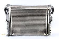 00-06 Mercedes W220 S500 CL500 Engine Cooling Radiator AC A/C Condenser OEM #4