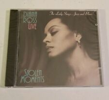 Stolen Moments: The Lady Sings...Jazz & Blues [Bonus Track] by Diana Ross (CD, …