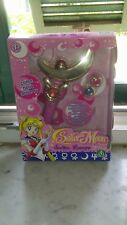 Sailor Moon's moon stick with lights,sounds and melodies