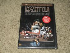 LED ZEPPELIN The Song Remains the Same (DVD, 2007, 2-Disc Set, Deluxe Edition)