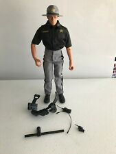 "Hasbro G I Joe Trouble Coyote Crossing Sheriff Law 12"" Action Figure 2000 loose"