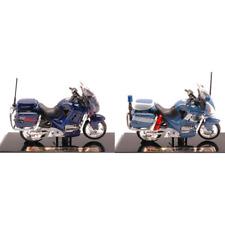 MOTO BMW R1100 RT POLIZIA + CARABINIERI 1:18 Burago Moto Die Cast Modellino