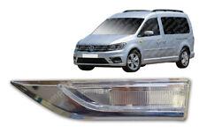 VW Caddy Side Marker Indicator Lens Lamp Chrome Left N/S 2015 Onwards  MKIV MK4