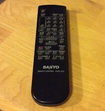 Sanyo Remote Control VWM-320