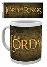 Lord of the Rings Logo LOTR Fantasy Film Cup Tea Coffee Mug Mugs