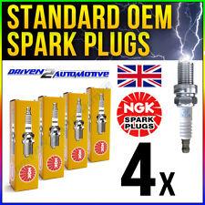 4 x NGK Iridium Spark plugs for Yamaha FZR600 R