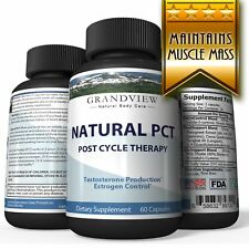 Natural PCT-Post Cycle Therapy - 60 Capsules