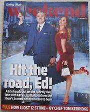 Ed Balls - Daily Mail Weekend magazine – 14 January 2017