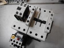 KLOCKNER MOELLER - 3 CONTACTORS 50amps 22kW -- Qty of 2 -- 230V Coils DILM50