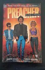 Preacher: Gone To Texas - Graphic Novel TPB - DC Vertigo Comic Book
