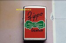 Zippo-embalaje serie 1947 - 1951-Mega rar!!!