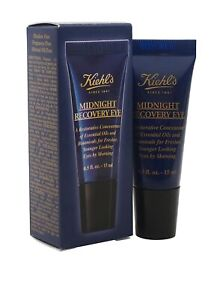 Kiehl's Midnight Recovery Eye Concentrate for Unisex 15 ml / 0.5 oz