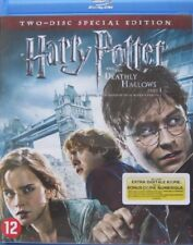 HARRY POTTER AND THE DEATHLY HALLOWS  - BLU-RAY - 2-DISC - SPECIAL EDITION