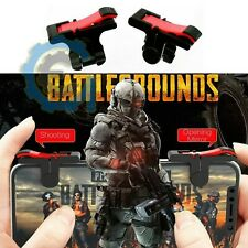 1 Pairs Mobile Phone Gaming Trigger Fire Button Smartphone Shooter Controller