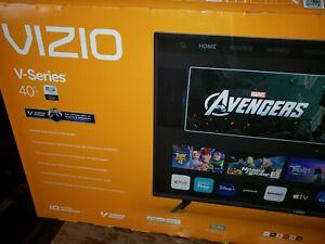 "VIZIO V SERIES- 40""- 4K 1080P GAMING ENGINE- LED (Smart TV)"