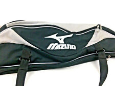 Mizuno Baseball/Softball Organizer Premier Bat Glove Ball Back Pack Bag Black