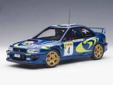 Subaru Impreza Sti Wrc Winner Montecarlo 1997 Liatti Pons AUTOART 1:18 AA89791