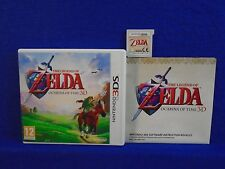 3DS ZELDA OCARINA OF TIME 3D The Legend of Zelda Action Adventure PAL UK