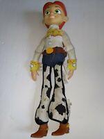"Toy Story Talking Jessie Pull String 14"" Doll Disney (No Hat)"