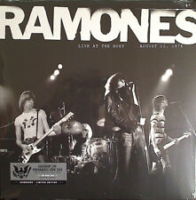Ramones - Live at the Roxy 1976 - NEW SEALED 2018 LTD w/ poster