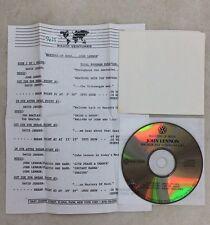 "John Lennon ""Masters of Rock"" Radio Today Special September, 1989"