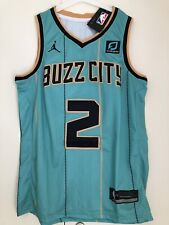 Maillot NBA City Charlotte Hornets LaMelo Ball Taille M