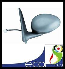SPECCHIO SPECCHIETTO RETROVISORE SX ALFA 147 dal 2000   ELETR/TERMICO CON PRIMER