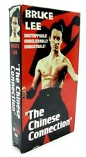 The Chinese Connection - with Bruce Lee aka Fists of Furry Rare VHS 1996