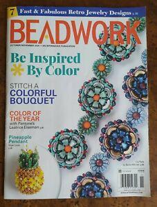 Beadwork October November 2020 Magazine