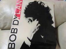 "BOB DYLAN ""World Tour 1988"" Original Tour Programme - Large Size"