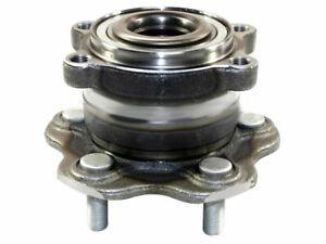 For 2012-2013 Infiniti M35h Wheel Hub Assembly Rear 56775PT