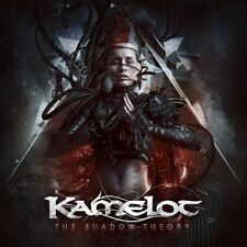 Kamelot - The Shadow Theory (2 LP Gatefold Pink) Vinyl LP (2) napalm record NEW