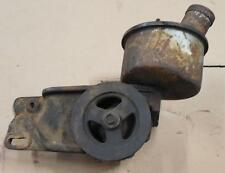 1961-1963 Ford Thunderbird 390ci USED Eaton power steering pump with bracket