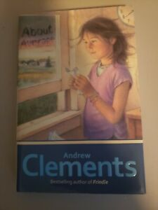 About Average by Andrew Clements (2012, Hardcover)
