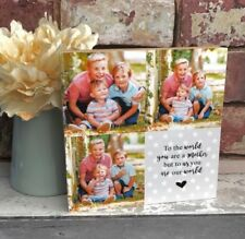 Mother Wooden Photo & Picture Frames