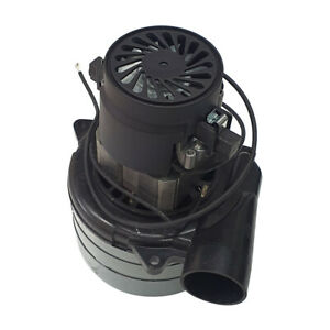 [CLEARANCE] Vacuum Motor, Three Stage Tangential Bypass 24V Floor Scrubber 400W