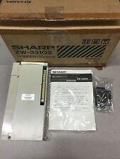 NEW IN BOX SHARP I/O MODULE ZW-32IO2