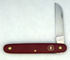 Victorinox Gardener/Floral Swiss Army knife (red). New no box, retired #5008