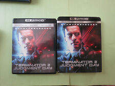 Terminator 2,Judgement Day [4K UHD & Blu- Ray/W Slipcover]No Digital