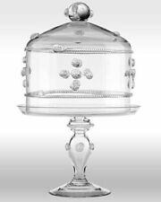 Juliska Isabella Cake Dome & Pedestal