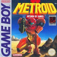 Nintendo GameBoy Spiel - Metroid 2: Return of Samus Modul