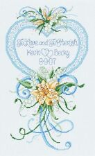 Janlynn Wedding Cross Stitch Kits